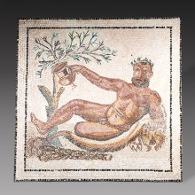 MOSAIC « THE HERCULES REST »