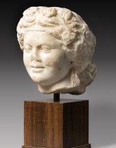 Head of a Maenad