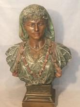 Oriental bust