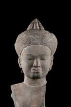 Statue de Vishnu (4)